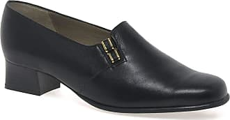 Van Dal Elsa Slip Wide Fit Shoes 5.5 Black