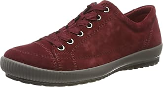 Legero Womens Tanaro Low-Top Sneakers, Red (Rio Red (Rot) 49), 4.5 UK