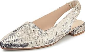 Gabor Kidskin suede ballerina pumps Gabor Comfort beige