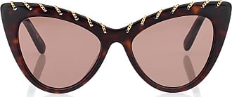 Stella McCartney Falabella Chain cat-eye sunglasses