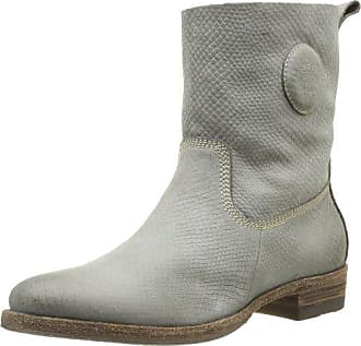 Blackstone Bootie High Grey, Damen Sneaker Grau Gris (Grey) 38 d5bb46ff8a