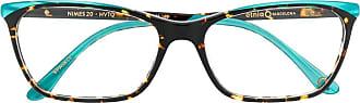 Etnia Barcelona Armação de óculos retangular Nimes 20 - Azul