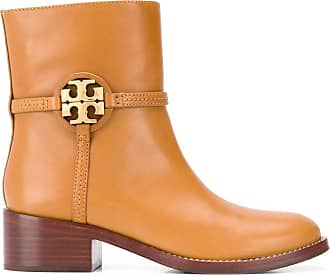 Tory Burch Miller ankle boots - Brown