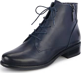 Gerry Weber Ankle boots Calla in cowhide nappa Gerry Weber blue