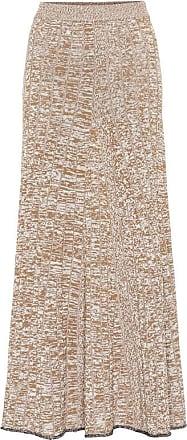 Joseph Sally high-rise ribbed skirt