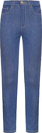 N.Y.B.D. Calça Skinny Super Dark - Azul
