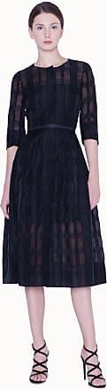 Akris Dress in cotton organza check