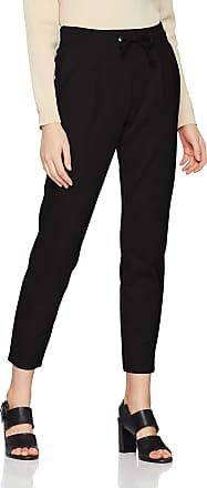 Jacqueline de Yong Womens JDYPRETTY Pant JRS NOOS Trouser, Black (Black), W33