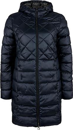 Soliver mantel wolle grau