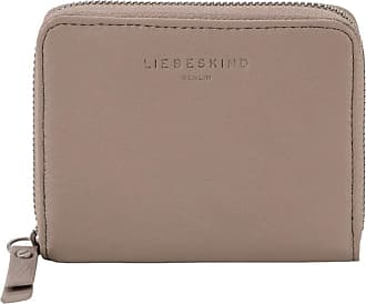 Liebeskind Womens Bos-Conny Wallet Medium Billfold, Brown (Cold Grey), 2x10x13 Centimeters (B x H x T)
