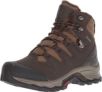 Salomon Quest GTX Winter Shoes Men Bungee Cord/delicioso/Black Shoe Size UK 10,5 | EU 45 1/3 2019