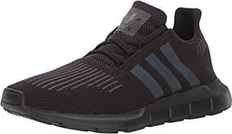 adidas Originals Mens Swift Run Shoes,BLACK/UTILITY BLACK/BLACK,4.5 M US
