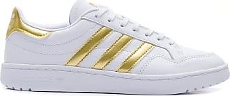 adidas Tênis Team Court - Branco
