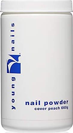 Young Nails False Nail Powder, Cover Peach, 660 Gram