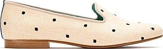 Blue Bird Shoes Loafer Petit Poa palha natural - Neutro