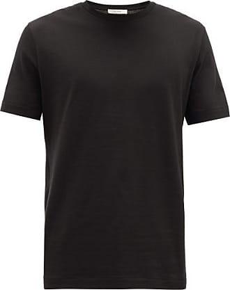 The Row Luke Supima Cotton-jersey T-shirt - Mens - Black