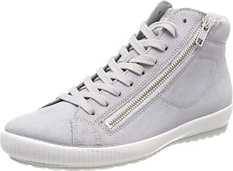 Legero Tanaro, Womens Hi-Top Trainers, Gray (Alluminio), 5.5 UK (38.5 EU)