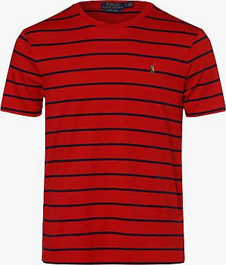 Polo Ralph Lauren Herren T-Shirt - Custom Slim Fit rot