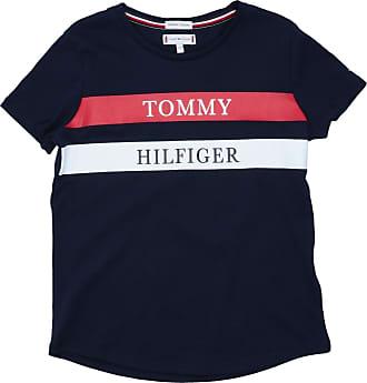 Tommy Hilfiger All Over Print Logo Tee SS, T Shirt Bébé