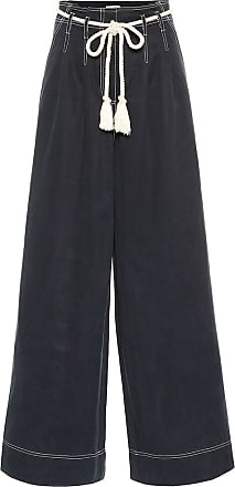 Ulla Johnson Soren high-rise wide-leg pants