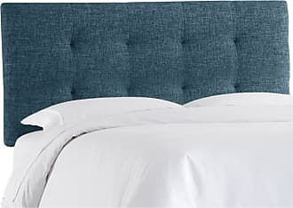 Skyline Furniture Skyline Zuma Upholstered Tufted Headboard Pumice, Size: Queen - 272QZMPMC