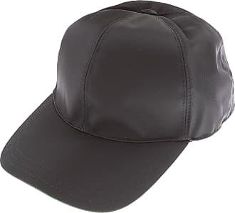 ccb8ac821 Prada Hat for Women On Sale, Black, Nylon, 2017, M