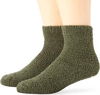 942b161fdfa Muk Luks Muk Luks Mens 8 Inch Micro Chenille Sock 2 Pack