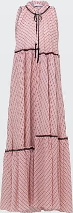 Dorothee Schumacher CHECKED TRANSPARENCIES dress 0