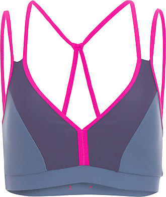 Body for Sure Top Decote V Recortes - Azul