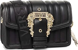 Versace Jeans Couture Bag Quilted Shoulder Strap E1VVBBFC 71410 899 Black