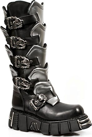 New Rock Boots Style 738 S1 Black (45) 11 UK
