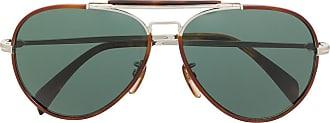 David Beckham Óculos de sol aviador DB 7003 - Marrom