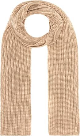 Agnona Ribbed cashmere scarf