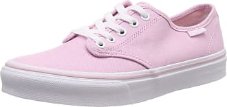 Vans Womens Camden Stripe Classic Trainers, Pink ((Summer Canvas) Chalk Pink Vv6), 7 (40.5 EU)