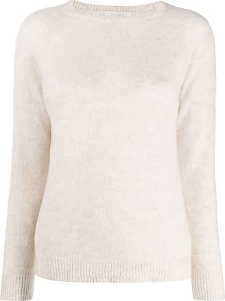 Zanone crew neck jumper - Neutrals