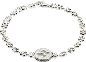 Gucci Interlocking G bracelet in silver 3a35f7b8a6d0e