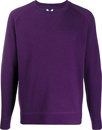 Purple Crew Neck Sweaters: 139 Products & up to −67% | Stylight