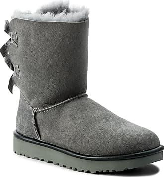 63d27202 UGG Zapatos UGG - W Bailey Bow II 1019034 W/Gys