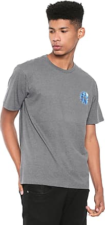 NICOBOCO Camiseta Nicoboco Globe Cinza