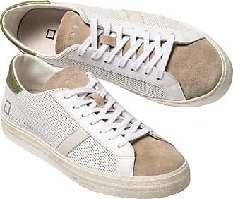 D.a.t.e. Schuhe Damen Sneaker PINK LAX Chamois PINK Shoes