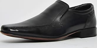 Ikon Classic Saxon Leather Mens Black