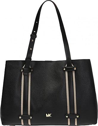 Michael Kors GRIFFIN Shoulder Bag Womens Black