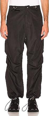 032c Adjustable Strap Pants in Black