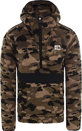 The North Face Campshire Fleece Hoodie tnfblk
