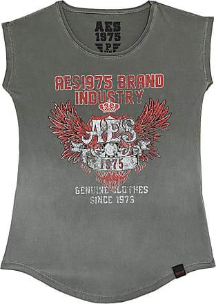 AES 1975 Camiseta AES 1975 Degradê