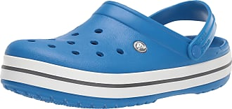 Crocs Crocband, Unisex Adult Clogs, Bright Cobalt/Charcoal, M10/W11 UK (45/46 EU)