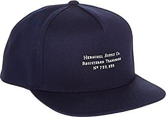 Herschel Mens Trademark Cotton, Navy, ONE Size