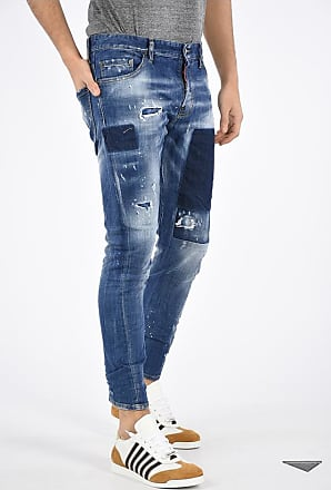 Dsquared2 Distressed Jeans MC 16 Cm size 50