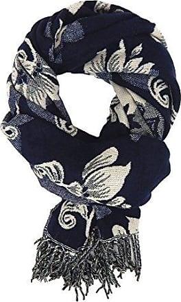 Schal rot Blumen Damenschal by Ella Jonte Viskose roter Schal scarf red