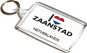 ILoveGifts KEYRING - I Love Zaanstad - Netherlands